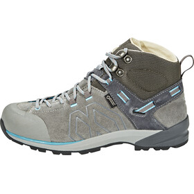 Garmont Santiago GTX Hiking Shoes Women Grey/Turquoise